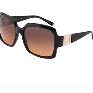 Tory Burch sunglasses with case + dust bag